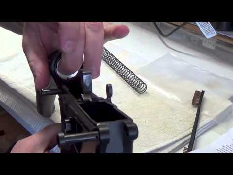 David Tubb's Flat Wire Buffer Spring