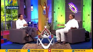 Cheppalani Undi   Minister Harish Rao with DN Prasad