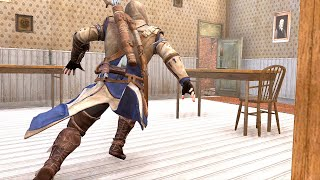 Assassin's Creed 3 Remastered Parkour & Exploration No Hud Original Assassin Outfit Ultra Settings