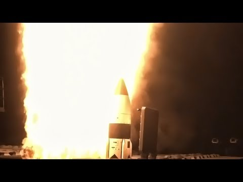Hitting A Missile With A Missile • Aegis System Test (2018)