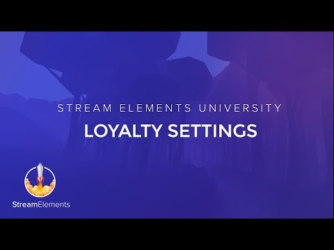 StreamElements Loyalty System