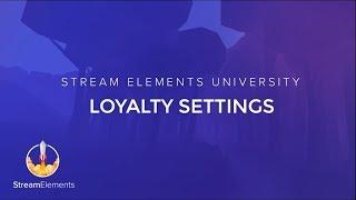 StreamElements Loyalty System thumbnail