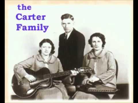 The Original Carter Family - I Never Will Marry (1933).