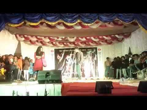 2nd dance @ Cochin college 2013-2016