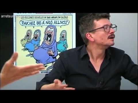 Un Dessin Raciste De Charlie Hebdo Embarrasse L Un De Ses