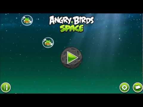 Slash Theme - Angry Birds Space Music