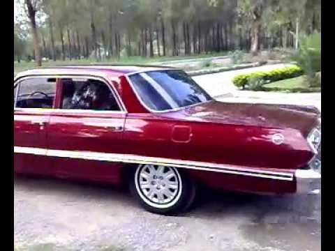 Chevrolet Impala 1963 At Jhang Pakistan Hazrat Sultan Bahoo Youtube