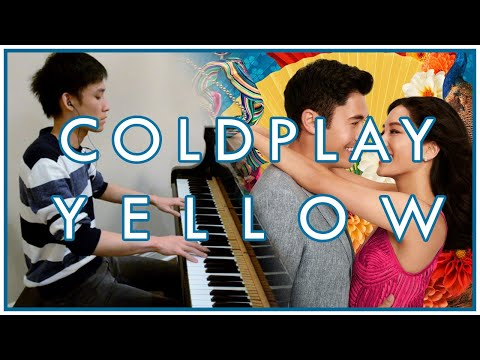 Coldplay - Yellow (Piano Cover | Sheet Music)