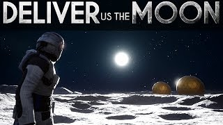 Deliver us the Moon #06 | Spaziergang auf dem Mond | Gameplay German Deutsch thumbnail