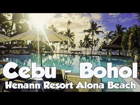 Henann Resort Alona Beach   Panglao Island Bohol Philippines + Cebu