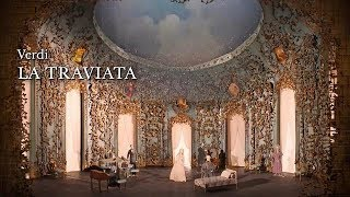 La Traviata: Michael Mayer, Yannick Nézet-Séguin, and Diana Damrau