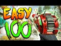 EASY DIE MASCHINE HIGH ROUND STRATEGY GUIDE! Fastest Round 100+ Speedrun Cold War Zombies