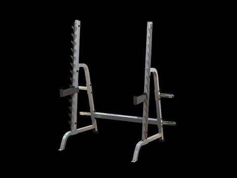 Body Solid Multi Press Rack Gpr370