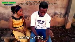 Gambar cover Different between Nigerian guys and London guys