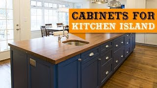 60+ Cabinets for Kitchen Island Ideas