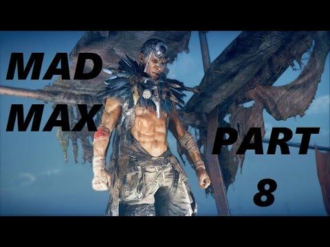 Mad Max Part 8 Barrel Bashcrazy Raceycrow Dazzle Ps4