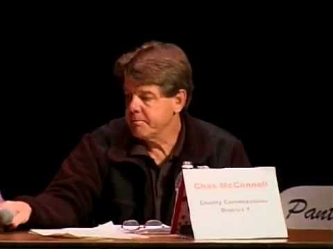 Grand County Commissioner Debate Live. October 24th P1