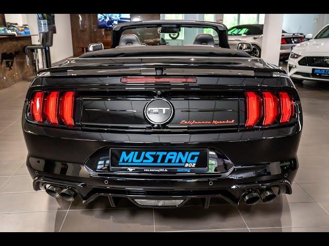 Wir zeigen euch das Ford Mustang CALIFORNIA SPECIAL 2020 | Exklusives Cabrio Feeling! :)
