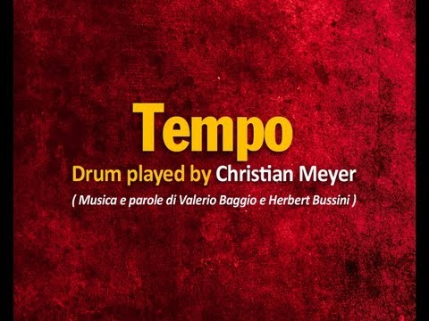 Tempo ( Featuring Christian Meyer )