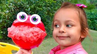 Лизун - Песня для детей | Детские песни от Майи и Маши