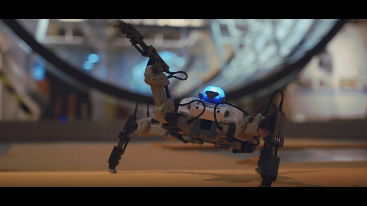 Meet the Robots at Aerospace Bristol
