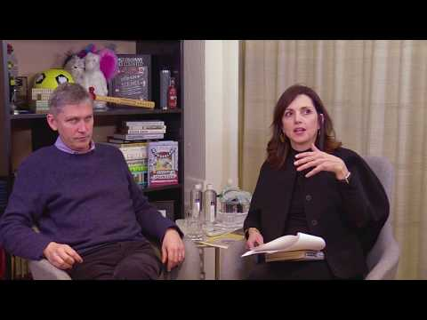 Steven Johnson and Beth Comstock: How to Use Play in Innovation | Change Makers Book Club