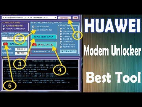 Huawei Modem Unlocker - Huawei Tool - Technical GSM Solution