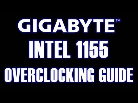 Intel 1155 Overclocking Guide