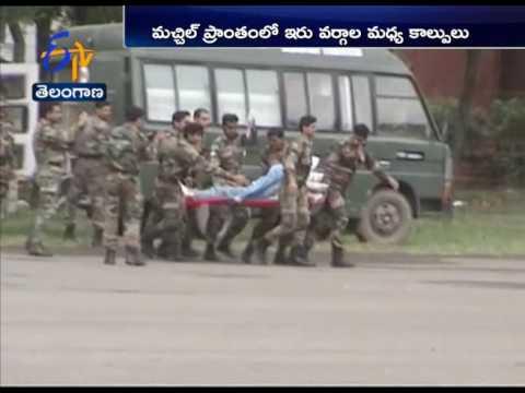 2 Soldiers, 1 Terrorist Killed In an Encounter In Kupwara of J & K