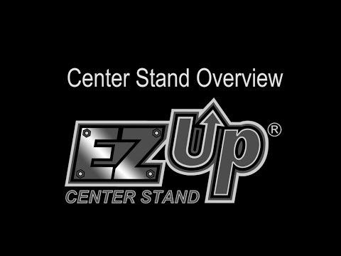 Overview - WheelDock EZ Up Center Stand for Harley Davidson