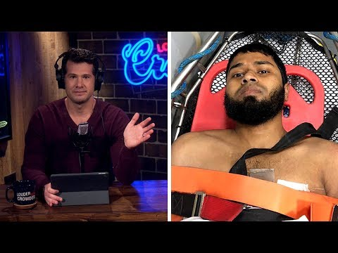 LOL: Port Authority Terror Attack FAIL! | Louder With Crowder