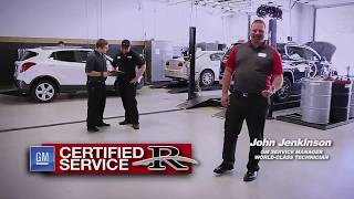 RAISOR BUICK GMC SERVICE  JULY2017   THE WORKS PACKAGE  h264r5