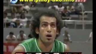 Smart Gilas Pilipinas vs Iran Semi-Finals Jones Cup 2011 Part 1