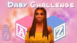 The Sims 4 🍼 A-Z Baby Challenge 🍼#7 A Night on the Town