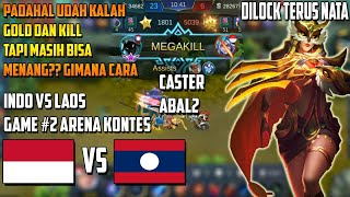 Download Video Kekompakan Tim Laos Berhasil Dipatahkan Oleh Natalia Sexy & Team - Kontes Arena Indo VS Laos Game#2 MP3 3GP MP4