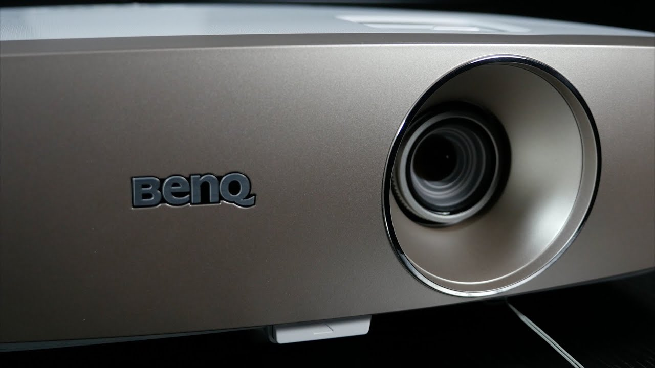 Benq w2000 dlp projector review youtube