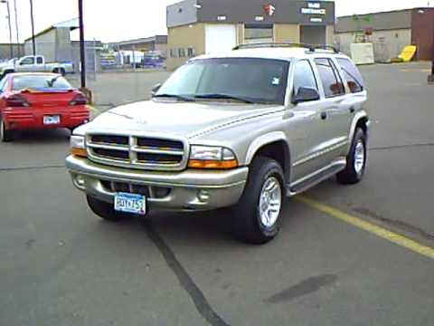 2001 Dodge Durango Slt Plus