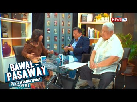 Bawal ang Pasaway: Speaker Alvarez and Rep. Lagman dish out their insights on federalism