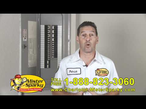 Mister Sparky-Charlotte-Cherryville, NC - Common Electrical Problems