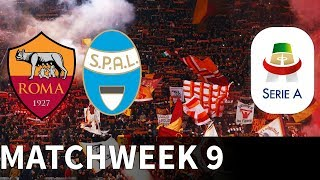 Download Video AS Roma vs SPAL - Stadio Olimpico - 2018-19 Serie A - PES 2019 MP3 3GP MP4