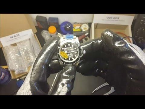 How Skwaaaaleeee Watches are Made