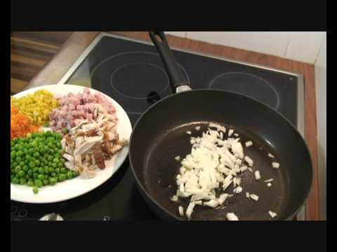 How To Cook Vietnamese Fried Rice