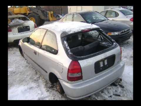 Project: 2000 Honda Civic CX Hatch   YouTube