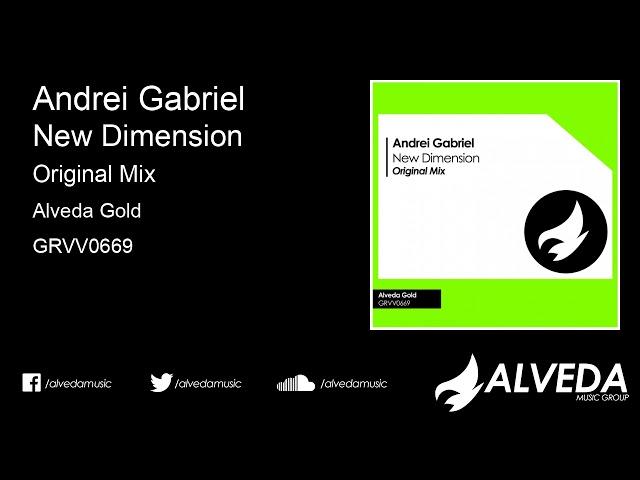 Andrei Gabriel - New Dimension (Original Mix)