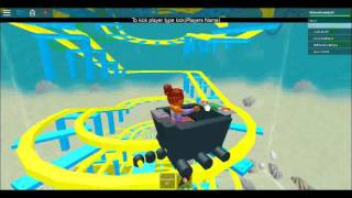 roblox/cart ride into spoungebob