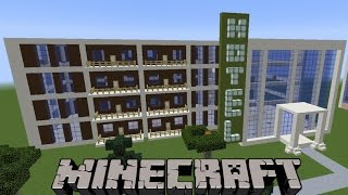 Minecraft Otel Yapımı