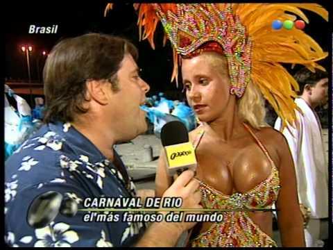 Carnaval de Rio, toda la fiesta por dentro - Versus