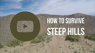 Trail Riding Tips: How To Ride Down Steep Descents thumbnail