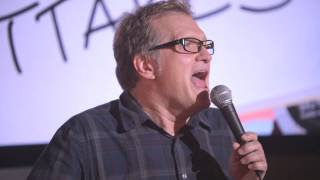 "DREW CAREY on the UK series of ""SET LIST: StandUp Without A Net"""
