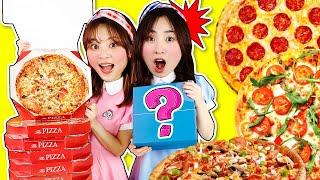 快來看看小伶悅兒不一樣的披薩幸運大轉盤挑戰吧!小伶玩具 | Xiaoling toy